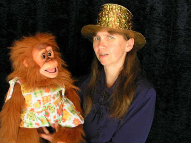Anna ROY : spectacles de ventriloquie pour enfants
