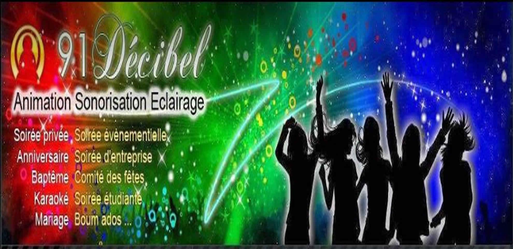 91decibel.fr : 91decibel - DJ Mariage Animation Jeux