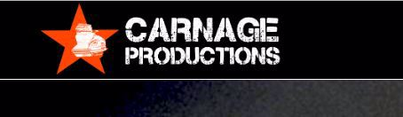 CARNAGE PRODUCTIONS