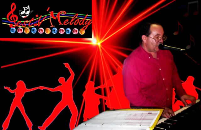 Festiv'Melody : animateur DJ musicien chanteur