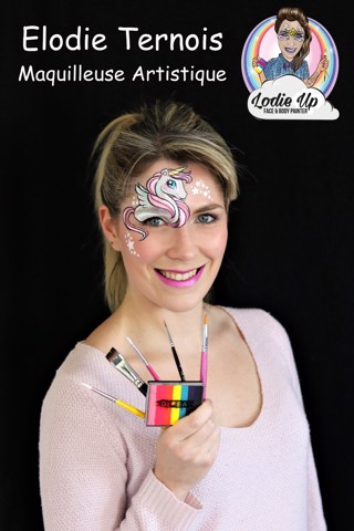 Lodie Up Face&Body Painter