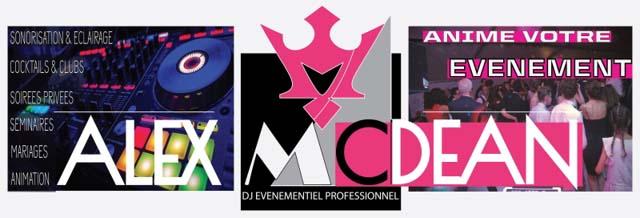 Alex McDean : dj événementiel