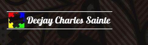 Deejay Charles Sainte : Animateur événementiel
