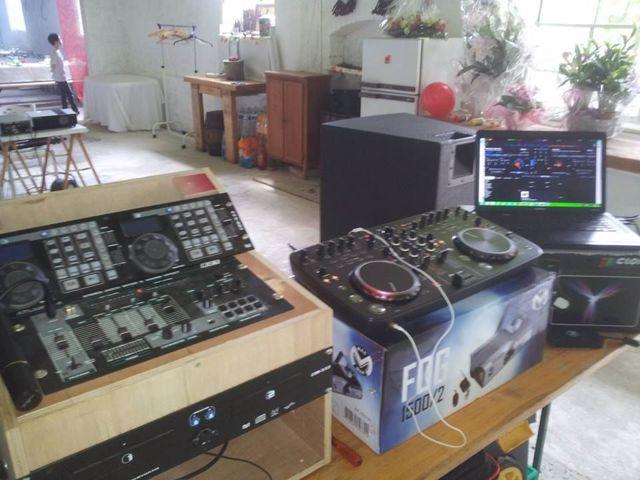 SONORISATION DJ JHOW (SDJ) : dj événementiel