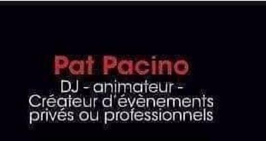 Pat pacino : dj confirmé
