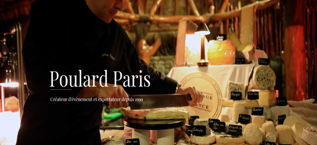 Poulard Paris Events